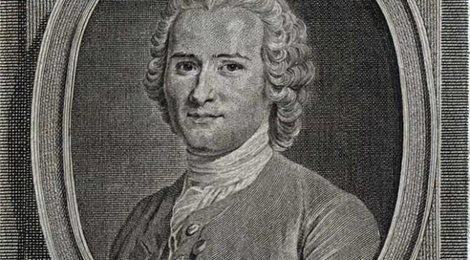 Rousseau Jean Jacques Diccionario Del Poder Mundial